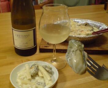 オーダー!!蠣に合う白ワイン