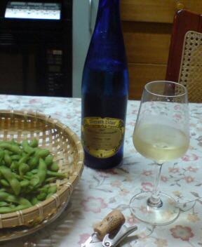 枝豆に合うワイン